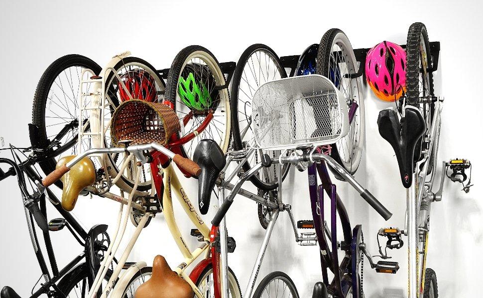Koova Wall Bike Storage Rack Garage Hanger