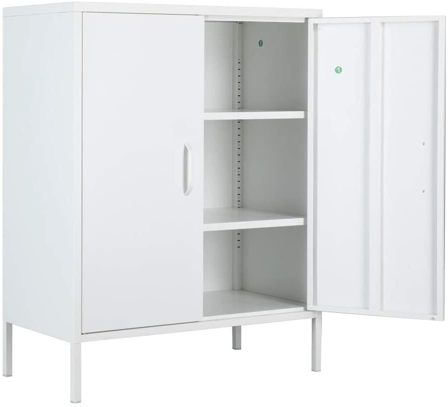 OEOC Metal Garage Storage Cabinet