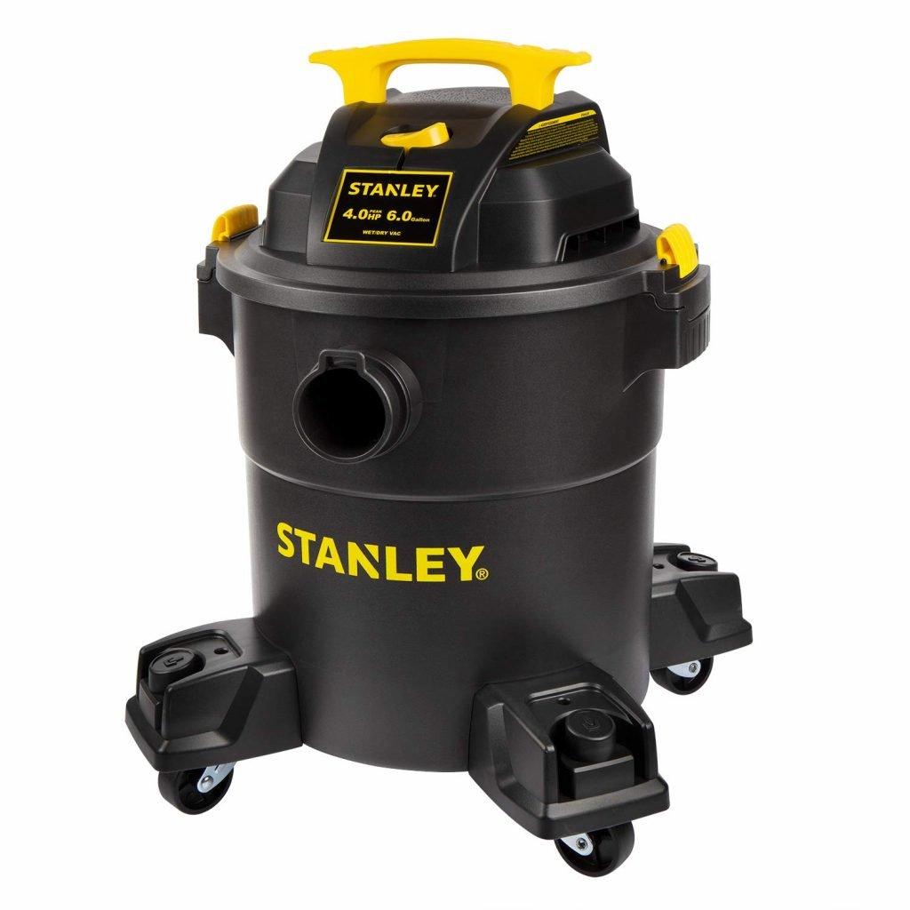 Stanley - SL18116P WetDry Vacuum, 6 Gallon, 4 Horsepower