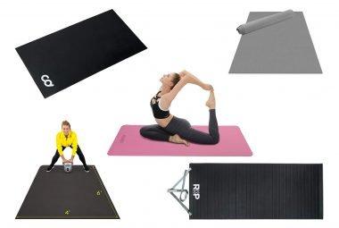Garage gym mats
