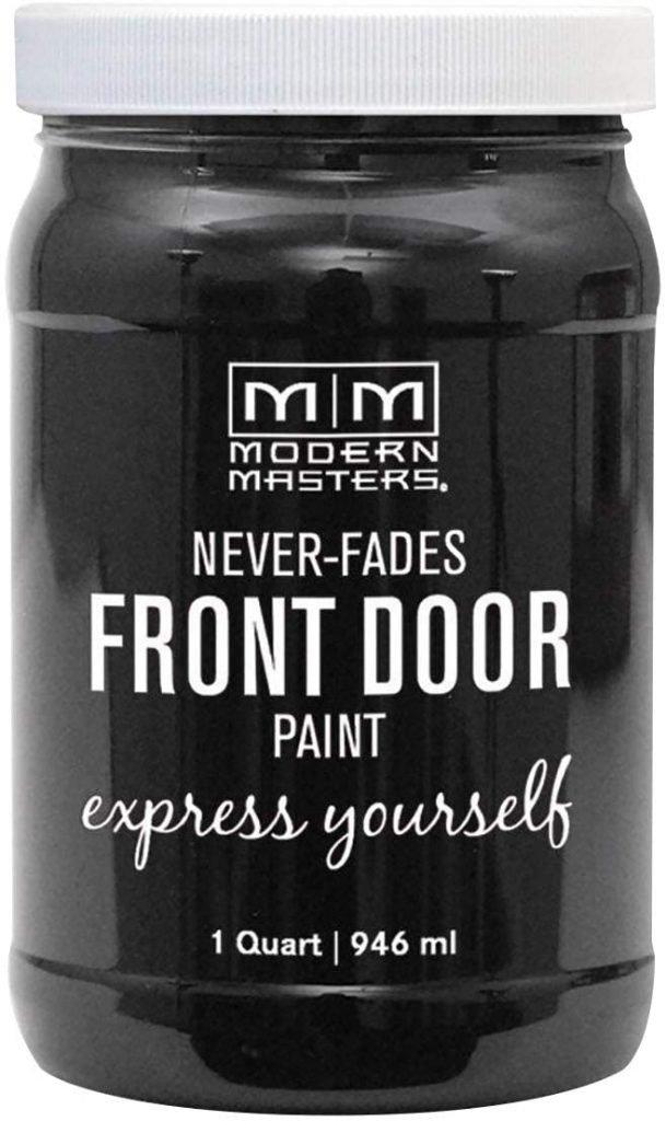 Modern Masters Front garage Door Paint
