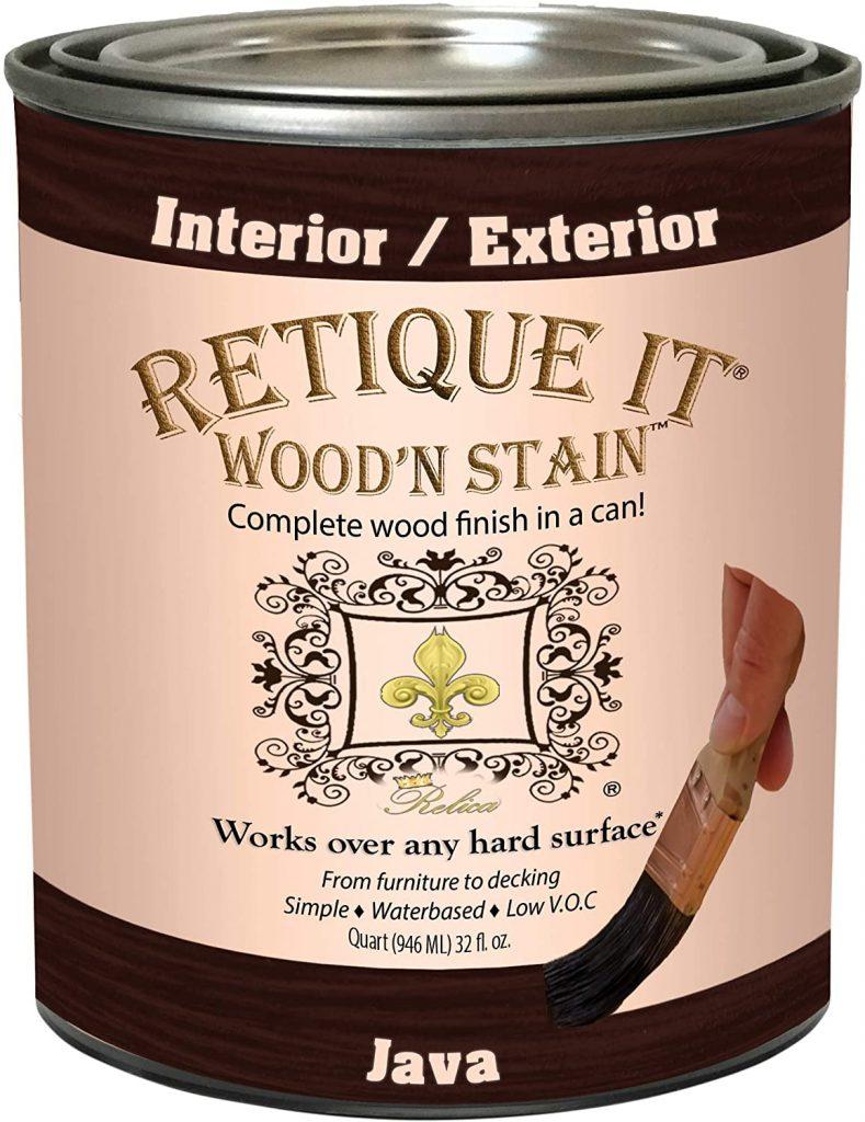 Retique It Wood'nStain Liquid Wood Gel Stain Interior/Exterior