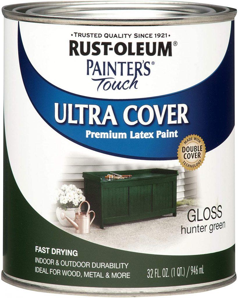 Rust-Oleum Painter's Touch Latex garage door Paint