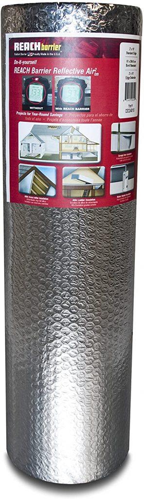 Reach Barrier DD24025 Air Double Reflective Polyethylene Insulation Roll