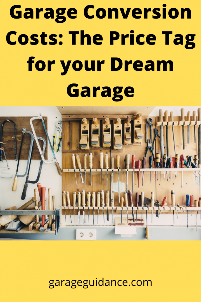 Garage Conversion Costs
