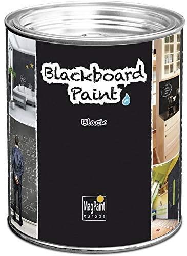 Magpaint Blackboard Paint Black 5L for Walls & Interior Surfaces